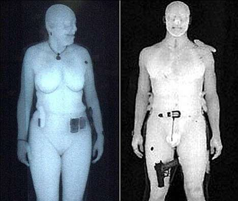 Strip-Searching Body Scanners - Australian Security Gadget Finds Contraband Down Under