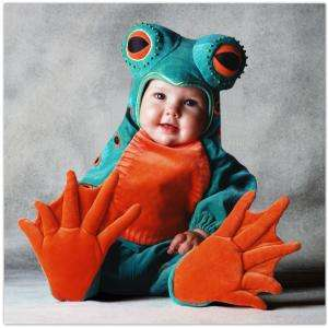 Creative Infant Halloween Costumes