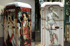 43 Bizarre Toilets and Urinals