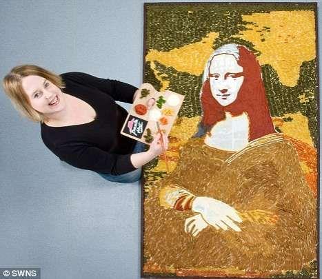 Edible Masterpieces