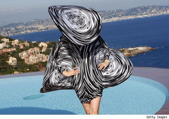 Stellar Futuristic Fashion: Pierre Cardin 2009 Collection