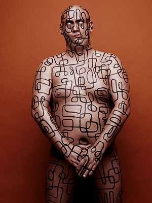 Big Body Painting Celebrating Plus Sized Shapes