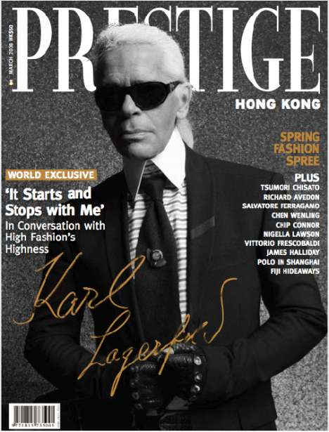 33 Chanel and Karl Lagerfeld Innovations