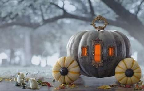 From Halloween Big Macs to Pumpkin Carriages