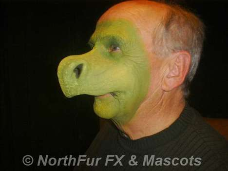 Humanimal Masks