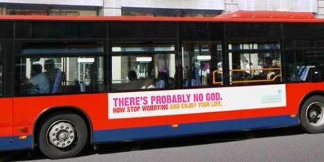 Guerrilla Anti-Religion Campaigns