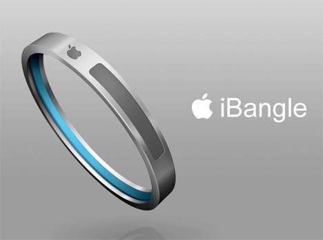 iPod Jewelry - The iBangle