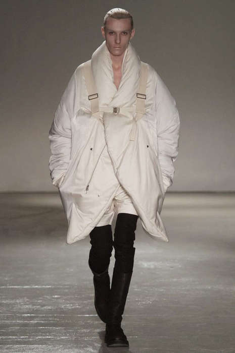 Duvet Coat Runways
