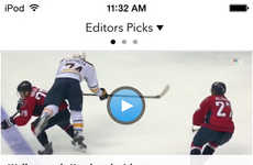 Hockey Streaming Apps - NHL GameCenter Lets You Personalize Your Sports Streaming Experience
