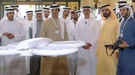Humanitarian Drone Contests