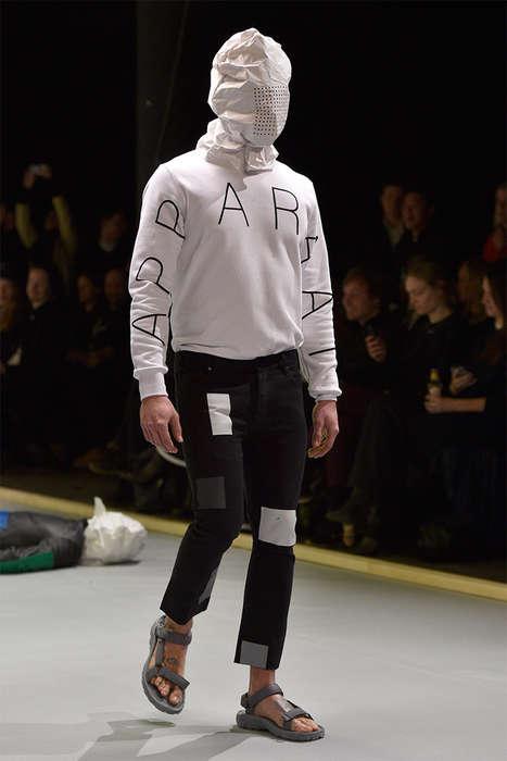 Faceless Copenhagen Fashion
