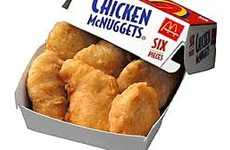 Temperature-Dependent Nugget Prices - These Chicken Nuggets' Price is Determined By the Temperature