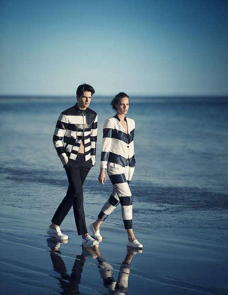 Striped Seaside Marketing