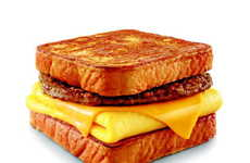Sweetly Savory Sandwiches - Sonic Introduces the French Toaster Breakfast Sandwich to Its Menu