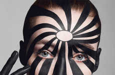 Op-Art Beauty Editorials