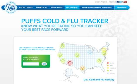 Parent-Aiding Flu Trackers