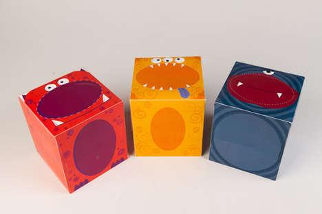 Kid-Focused Tissue Packaging