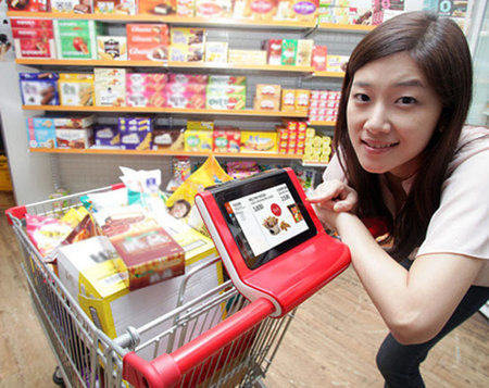 37 Interactive Grocery Shopping Experiences