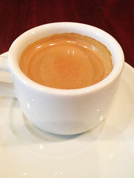 Raw Cane Sugar-Sweetened Espresso