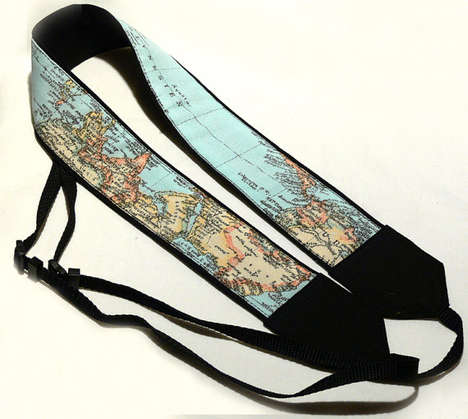 Topographical Electronic Straps
