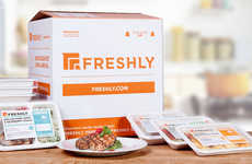 Healthy Prepared Meals - Meal Preparation is Taken Care of with a Freshly Food Delivery