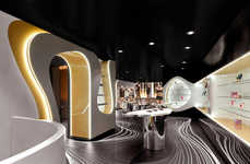 Sophisticated Love Shops - Fun Factory by Karim Rashid Puts a Futuristic Spin on Adult Stores