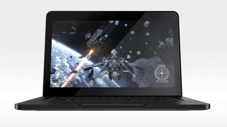 Razor-Thin Gaming Laptops