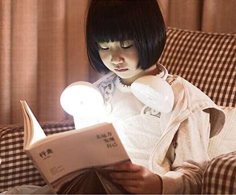 Flexible Reading Lights