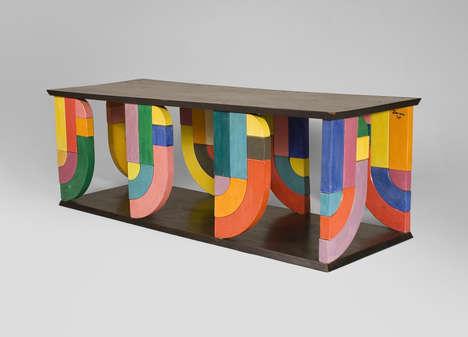 Vibrant Pop Art Furniture