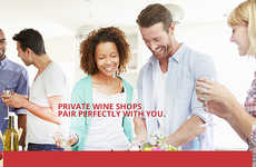 Privatized Wine Store Campaigns