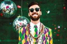 Festive Mardi Gras Suits