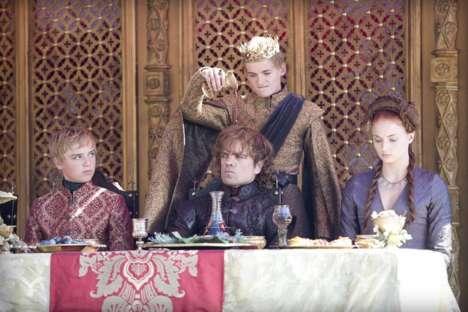 Fantasy Feast Publicity Stunts