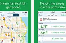Affordable Fuel Apps - GasBuddy Helps Motorists Find and Share the Cheapest Pumps in the Area