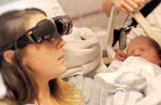 Vision-Enhancing Electronic Eyewear - eSight High-Tech Glasses Restore Vision with Real Time Video