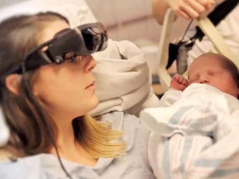 Vision-Enhancing Electronic Eyewear