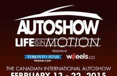 The 2015 Canadian International Auto Show