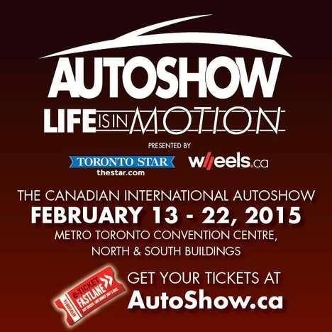 The 2015 Canadian International Auto Show
