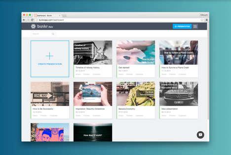 Web-Based Presentation Platforms