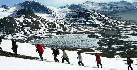 Extreme Polar Excursions
