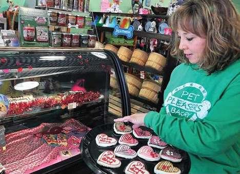Pet Food Bakeries