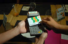 Contactless Payment Cards - The Reloadable Sweep Card Makes Effortless Touch-Free Payments
