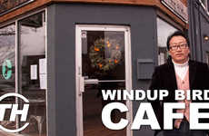Windup Bird Cafe - This Toronto-Based Restaurant Infuses Asian Cuisine with Literary Culture