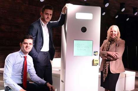 Contactless Payment Photobooths
