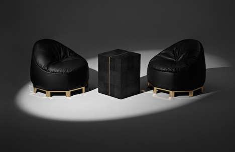 Masculine Designer Furniture