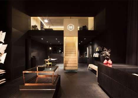 Yin Yang Retail Displays