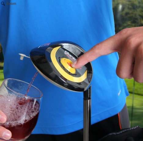 Disguised Golf Flasks