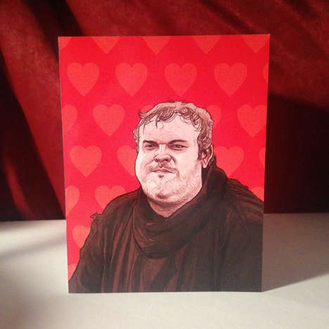 Nerdy Pop Culture Valentines