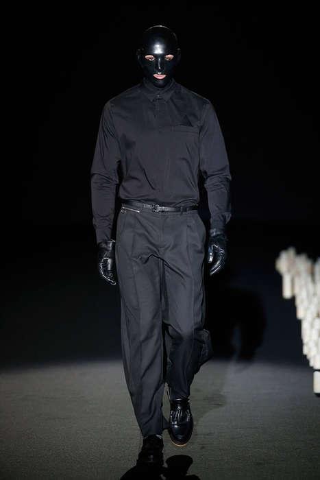 Masked Goth Runways