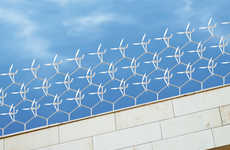 Wind Turbine Trellises