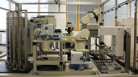 Drug-Developing Robots - The Robot Scientist Will Help Speed Up Drug Development Processes